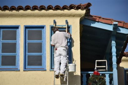 Exterior residential painter in tallahassee florida