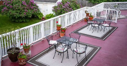 Local Tallahassee Commercial Deck Painting in Florida