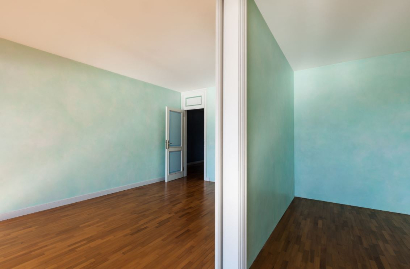 Color Consultation in Tallahassee Florida: Sea green walls