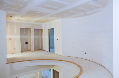 New drywall installation in Tallahassee Florida