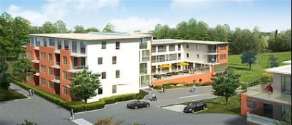 Apartment building painting in Tallahassee Florida
